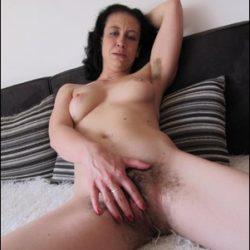 Amateur Sex haarige Fotzen 45