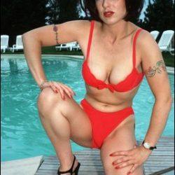 Bikini Luder ablecken