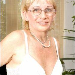 über 50 mit Brille